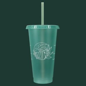 Starbucks LE Earth Day Cold Cup